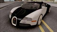 Bugatti Veyron VehFuncs для GTA San Andreas