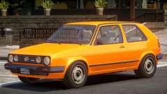 Volkswagen Golf ST для GTA 4