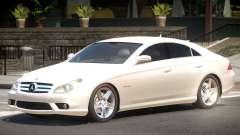 Mercedes CLS 63 V1 для GTA 4