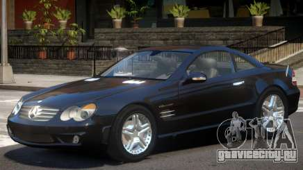 Mercedes Benz SL65 Y07 для GTA 4
