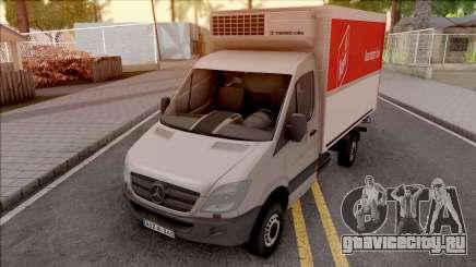 Mercedes-Benz Sprinter Mesna Industrija Bajra для GTA San Andreas