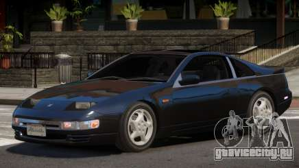 Nissan 300ZX Stock V1.0 для GTA 4