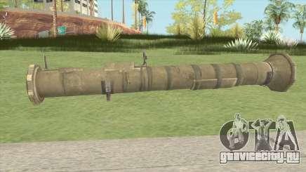 ATM-4 (RE2 Remake) для GTA San Andreas