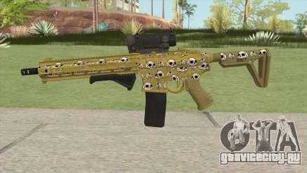 Carbine Rifle GTA V (Calaberas) для GTA San Andreas