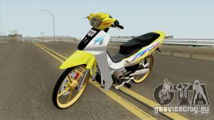 Yamaha FIZ R LE для GTA San Andreas