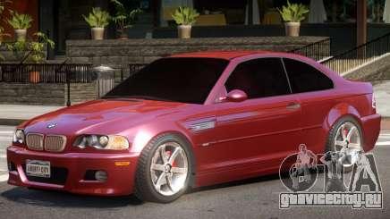 BMW M3 E46 V1.0 для GTA 4