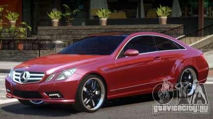 Mercedes Benz E500 V1.0 для GTA 4