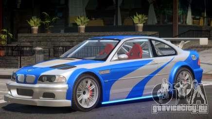BMW M3 NFS MW для GTA 4