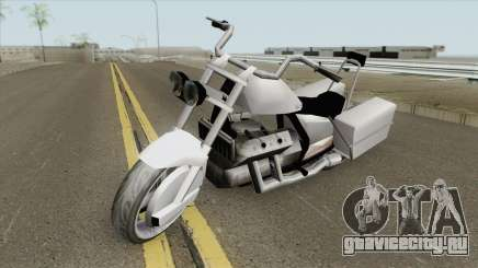 Wayfarer (Project Bikes) для GTA San Andreas