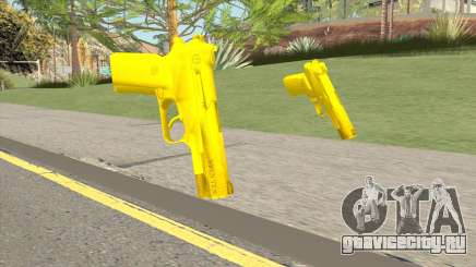 Bren Ten (Gold) для GTA San Andreas