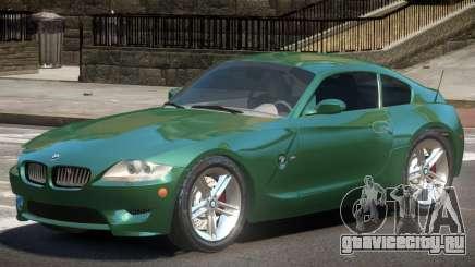 BMW Z4 GT для GTA 4