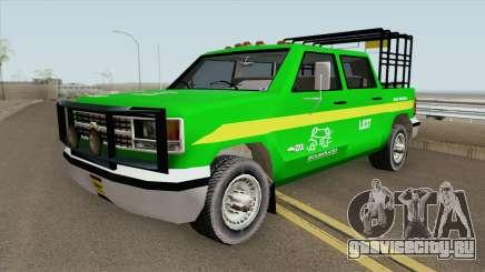 Chevrolet Cheyenne (SA Style) для GTA San Andreas