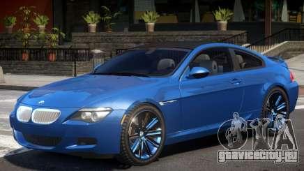 BMW M6 Y10 для GTA 4