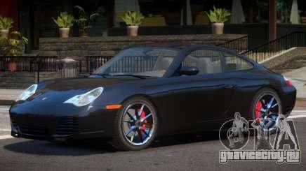 Porsche Carrera 4S для GTA 4
