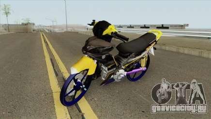Yamaha Lagenda 115ZFI (Jupiter Mx) для GTA San Andreas