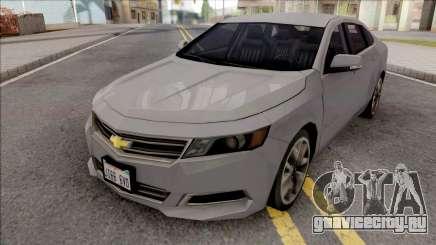 Chevrolet Impala 2018 Grey для GTA San Andreas
