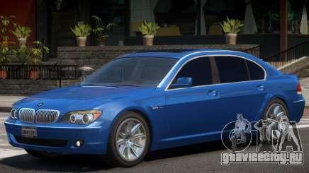 BMW 760Li E66 V1 для GTA 4