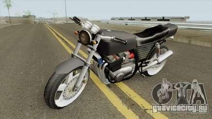 Kawasaki Z400 FX Custom LQ для GTA San Andreas