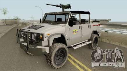 Cenareca UR-53AR50 Tiuna для GTA San Andreas