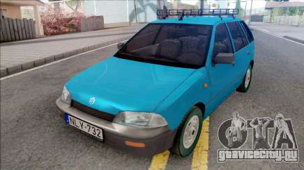 Suzuki Swift GLX 1996 для GTA San Andreas