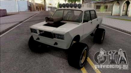 ВАЗ 2107 Rally Version для GTA San Andreas
