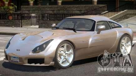 TVR Sagaris V1 для GTA 4