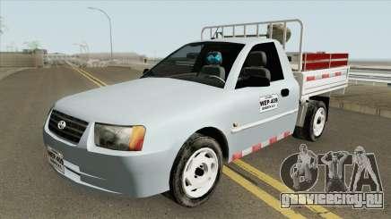 Hyundai Accent V2 для GTA San Andreas