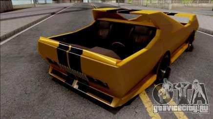 Dodge Deora v2 для GTA San Andreas