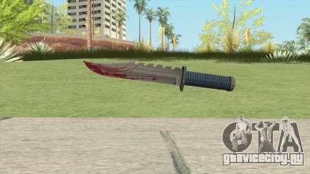 Hawk And Little Knife V2 GTA V для GTA San Andreas