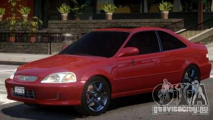 1998 Honda Civic V1.1 для GTA 4