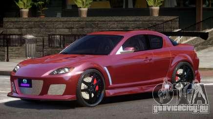 Mazda RX8 TDI для GTA 4
