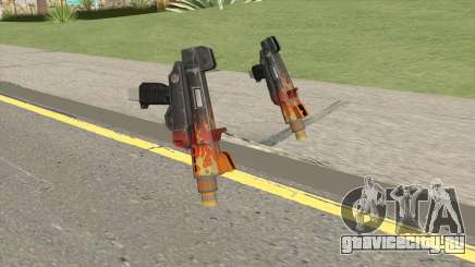Tactical SMG (Fortnite) для GTA San Andreas
