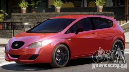 Seat Leon V1.2 для GTA 4