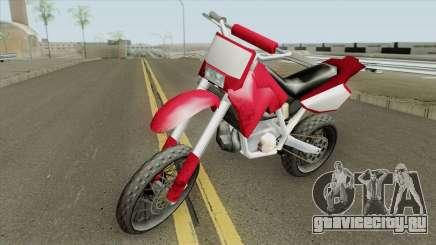 Sanchez (Project Bikes) для GTA San Andreas