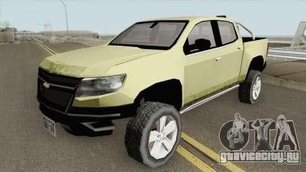 Chevrolet Colorado Z71 2019 для GTA San Andreas