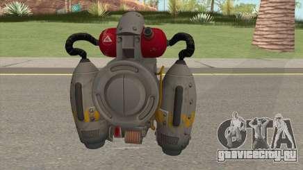 Jetpack (Fortnite) HQ для GTA San Andreas