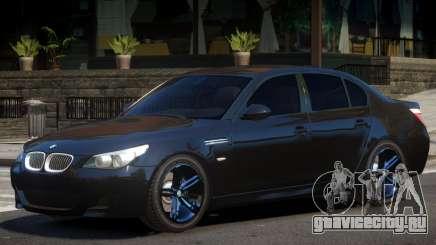 BMW E60 R2 для GTA 4
