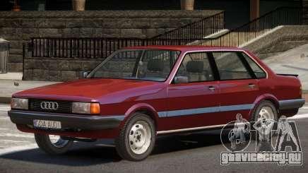 1985 Audi 80 для GTA 4