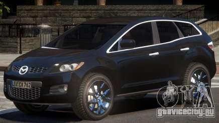 Mazda CX-7 V1 для GTA 4