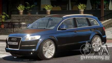 Audi Q7 ST для GTA 4
