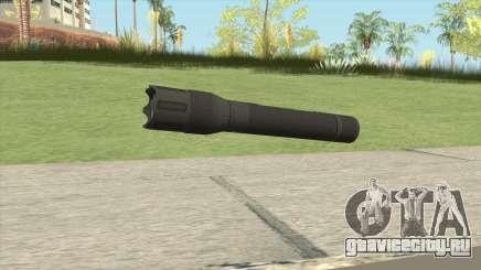 Vom Feuer Flashlight GTA V для GTA San Andreas