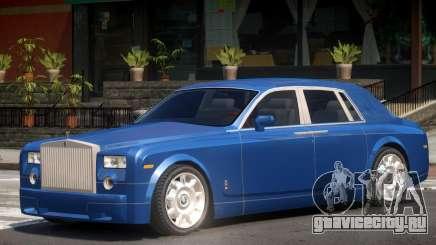 Rolls Royce Phantom V1.0 для GTA 4