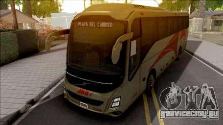 Volvo 9800 de ADO gl Edicion Unica для GTA San Andreas