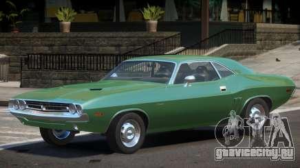 1970 Dodge Challenger R1 для GTA 4