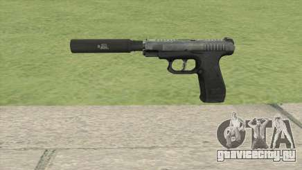 GSh-18 Suppressed (Contract Wars) для GTA San Andreas