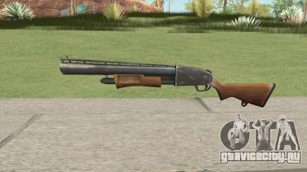Pump Shotgun (Fortnite) для GTA San Andreas