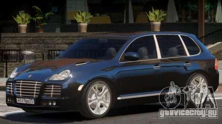 Porsche Cayenne Tun для GTA 4
