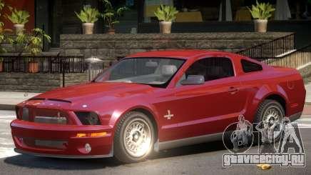 Ford Shelby R Stock для GTA 4