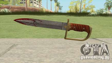 Antique Cavalry Dagger V2 GTA V для GTA San Andreas