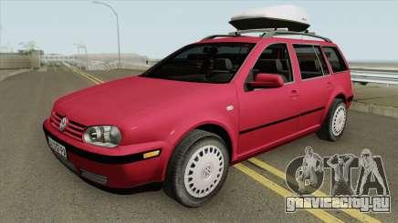 Volkswagen Golf MK4 Variant для GTA San Andreas